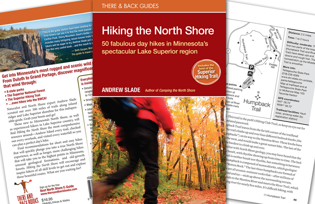 hiking the north shore by andrew slade